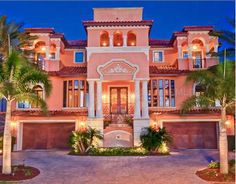 Harborpointe Dr. Beautiful Florida Mansion