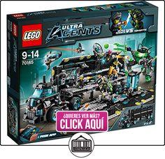 LEGO Ultra Agents - Cuartel General de los Superagentes- 70165  ✿ Lego - el surtido más amplio ✿ ▬► Ver oferta: https://comprar.io/goto/B00N43Y98O