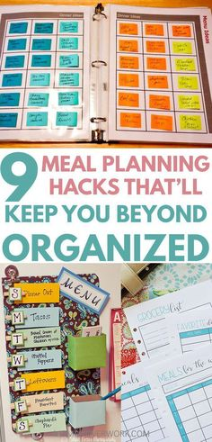 EASY MEAL PLANNING tips to save time, meal plan on a budget. Whether to eat healthy for weight loss, for flexibility with two kids, or a beginner needing a planning calendar, these hacks make weekly planning easy. Free theme night ideas printable ideas, pantry list template for your recipe binder. Try food prep & freezer cooking monthly menu. Read related post to save money grocery shopping at Aldi #mealplan #mealplanningmadeeasy #mealplanning #mealplannin