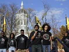 UNIVERSITY OF MISSOURI CHANCELLOR RESIGNS IN SUBMISSION TO 'WHITE PRIVILEGE' PROTEST