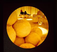 Verner Panton | Phantasy Exposed | Revel in New York created by Scott Newman…