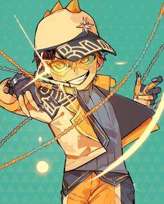 Boboiboy Anime, Anime Guys, Anime Art, Cartoon Movies, Cartoon Art, Boboiboy Galaxy, Character Poses, Solar, Art Reference Poses