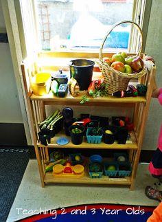 Teaching 2 and 3 Year Olds: Preschool Gardeners