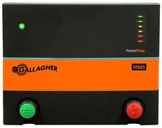 Gallagher G381504 M600 110-volt Fencer, 150 Acre/25-Mile  Ideally suited for medium pastures up to 150 acres. Powers up to 150 acres/25 miles of multi-wire fence. Powers up to 150 acres/25 miles of multi-wire fence Powers up to 150 acres/25 miles of multi-wire fence Stored energy: 6 Joules Powers up to 150 acres/25 miles of multi-wire fence Powers up to 150 acres/25 miles of multi-wire fence Stored energy: 6 Joules Ideally suited for medium pastures  http://www.thelawngarden.com/ga..