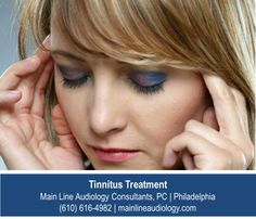 http://mainlineaudiology.com/tinnitus-treatment.php – Tinnitus doesn't have to rule your life. There are new treatments and therapies shown to be very effective at reducing the constant ringing and buzzing. Ask how the tinnitus experts at Main Line Audiology Consultants, PC can help.