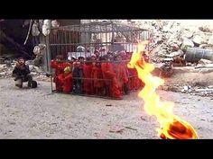 ISIS Burns 19 Yazidi Girls for Refusing Sex Slavery