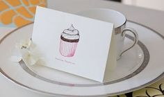 Bridal Shower Thank-You Note Wording Examples