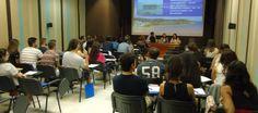 ALMUÑÉCAR.La subdirectora del Centro Mediterráneo de la Universidad de…