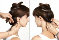 #kamzakrasou #krasa #tutorial #beauty #diy #health #hair #hairstyle Krok za krokom: ODVÁŽNE NATUPÍROVANÁ - KAMzaKRÁSOU.sk