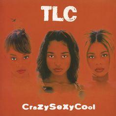 TLC - CrazySexyCool on 2LP