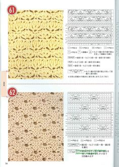 FREE TUNISIAN CROCHET PATTERNS | Easy Crochet Patterns