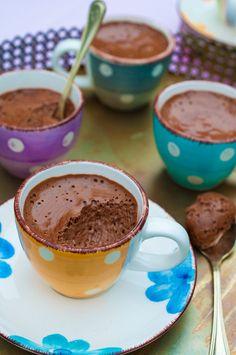 Gazpacho, Nutella, Tiramisu, Deserts, Food And Drink, Pudding, Baking, Cheesecake, Drinks