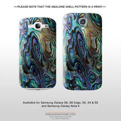 Samsung Galaxy S6 S7 Edge S5 & Note 4 5 von OneSixEightOne auf Etsy