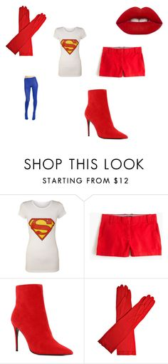 """Super B*tch"" by donkermag on Polyvore featuring WearAll, J.Crew, Betsey Johnson, ALDO and Lime Crime"