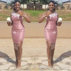 latest aso ebi styles check out 25 latest stylish asoebi styles for weddings from Diyanu aso ebi styles 2019 lace,latest aso ebi lace styles ankara aso ebi styles ebi styles 2019 ankara,latest aso ebi lace styles styles lace styles 2019 for lad African Bridesmaid Dresses, Short African Dresses, Latest African Fashion Dresses, African Print Dresses, Cocktail Dresses With Sleeves, One Shoulder Cocktail Dress, Nigerian Dress Styles, African Lace Styles, Lace Dress Styles