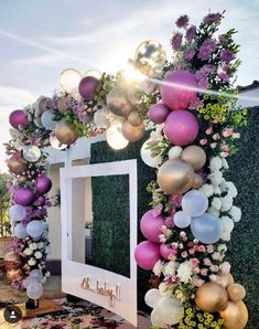 25 Most Interesting DIY Event Decor Ideas : Make Your Events More Attractive. - 25 Most Interesting DIY Event Decor Ideas : Make Your Events More Attractive. Party Planning, Wedding Planning, Baby Shower Backdrop, Baby Shower Balloons, Baby Shower Photo Booth, Baby Shower Garland, Baby Shower Flowers, Baby Shower Wall Decor, Baby Shower Crafts