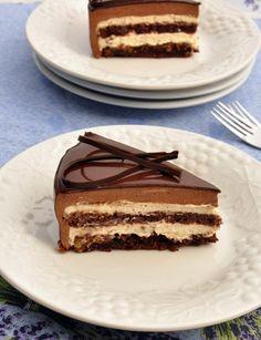 Torta Setteveli - Seven Veils Cake from Palermo - Food Lover's OdysseyFood Lover's Odyssey