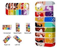 Disney phone case! want this but with more characters!