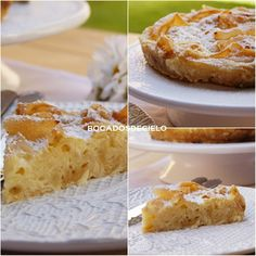 Tarta ruffle milk pie Camembert Cheese, French Toast, Food And Drink, Coconut, Pudding, Bread, Cooking, Breakfast, Ethnic Recipes