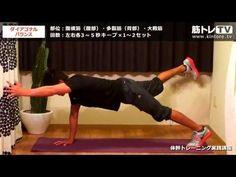 ~体幹トレーニング、オススメ5選~   Fitness Junkie フィットネスジャンキー