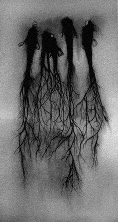 Tree Tattoo Men Roots Nature 15 Ideas For 2019 Arte Horror, Horror Art, Dark Fantasy, Fantasy Art, Creation Art, Kunst Online, Creepy Art, Oeuvre D'art, Dark Art