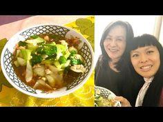 RECETTE DE MA MAMAN #11 | Khoa pho: Pâtes de riz sautées au phak choi, Version boeuf & Version vegan - YouTube