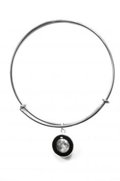The Moonstock | Moonglow Jewelry Sterling Silver Moonglow Bracelet available at Carnaby Street Style in Kent, Ohio http://carnabystreetstyle.com/