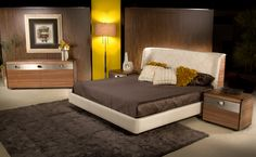 Elite Campton Bedset  Join Contemporary Lifestyles this Labor Day weekend for our semi annual sale. Save 15% - 35% off Elite Modern products.