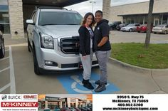 #HappyBirthday to Tamara from Kevin St Louis at McKinney Buick GMC!  https://deliverymaxx.com/DealerReviews.aspx?DealerCode=ZAKC  #HappyBirthday #McKinneyBuickGMC