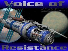 Babylon 5 American Space, Best Sci Fi, Babylon 5, 5 Babies, Space Station, Spaceships, Geek Stuff, Space Crafts, Geek Things