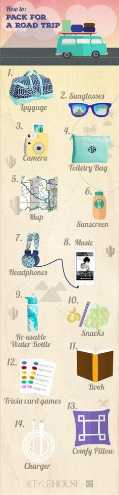 how_to_pack_road_trip