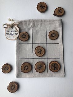 This item is not available - Sassafras Tic Tac Toe Travel and Camping . This item is not available - Sassafras Tic Tac Toe travel and camping game, cabin equipment Rustic wedding favor, Crafts To Sell, Crafts For Kids, Craft Fair Ideas To Sell, Tic Tac Toe Game, Tic Toe, Camping Games, Camping Cabins, Camping Theme, Rustic Cabin Decor
