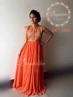 DC - 283For queries kindly inbox orEmail - deepshikhacreations@gmail.com Whatsapp / Call -  919059683293 04 July 2016 29 November 2016