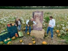 BBC Harvest Series 1 1of3 The East 2015 - YouTube
