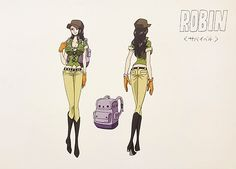 One piece: Heart of gold Nico Robin Character Sheet, Character Concept, Character Design, One Piece Tumblr, One Piece Movies, Fairy Tail Girls, One Piece Pictures, One Piece Luffy, One Piece Outfit