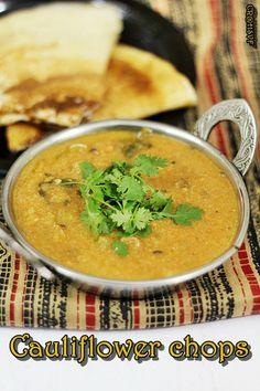 Saravana Bhavan cauliflower chops Recipe