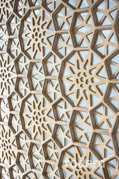 'Marrakech' design with 3D detailing
