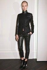 Karl Lagerfeld RTW Fall 2013   15 Minute News