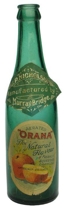 Auction 25 Preview | 160 | Nicholson Murray Bridge Labelled Crown Seal Bottle