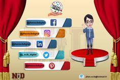 Merci de me suivre sur les réseaux sociaux , je vous souhaite la bienvenue 😊 😊  #ncibdigital #jihenncib #jihenncibdigital #reseauxsociaux #communitymanager #marketingdigital #cv #communication