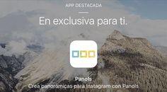 Sube tus panorámicas a Instagram con Panols, gratuita por cortesía de Apple - https://www.actualidadiphone.com/sube-tus-panoramicas-a-instagram-con-panols-gratuita-por-cortesia-de-apple/