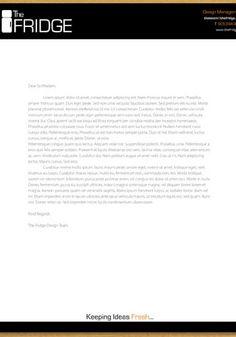 Logo kop surat personal letterhead mp contoh desain logo pada kop logo kop surat the fridge letterhead spiritdancerdesigns Gallery
