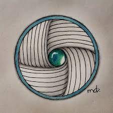 Bildergebnis für gem zentangle