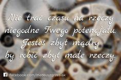 Tym razem po Polsku - motywacyjny cytat -autor Mateusz Grzesiak - best version of you