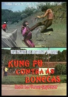 KUNG FU CONTRA AS BONECAS (Não é o cartaz original)