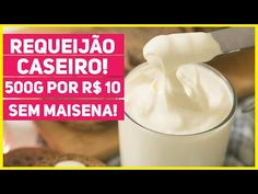 Glass Of Milk, Brunch, Food And Drink, Gluten Free, Cooking Recipes, Pudding, Favorite Recipes, Desserts, Youtube