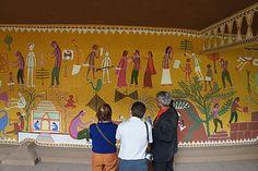 440px-Tribal-art-museum-bhopal.jpg (440×293)