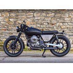 "MotoGuzzi ""The Bonham"" by La Busca Motorcycles, United Kingdom"