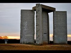 Mysterious Georgia Guidestones Get Strange '2014' Update-- The mysterious Georgia Guidestones, which some see as an elite manifesto for neo-eugenics and population reduction – have received a strange 2014 update.