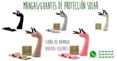 VENDO MANGAS DE  PROTECCIÓN SOLAR DE BAMBOO